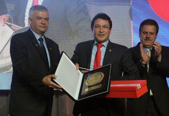 La catapultada del Sucreño que llegó a la Presidencia del Comité Olimpico Colombiano