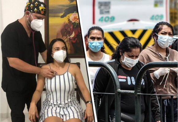 Enfrentado al riesgo de contagio, Ricardo Mejía ha sido un salvador de pacientes Covid