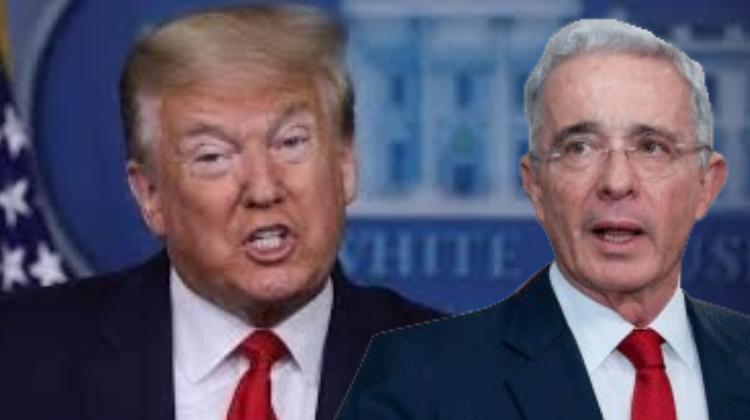 El parecido del caso de Donald Trump y el de Álvaro Uribe