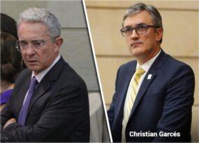 Uribe mete freno a la pretensión de Christian Garcés de flexibilizar el porte legal de armas