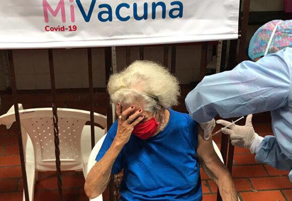 En Cali 199 personas rechazaron la vacuna