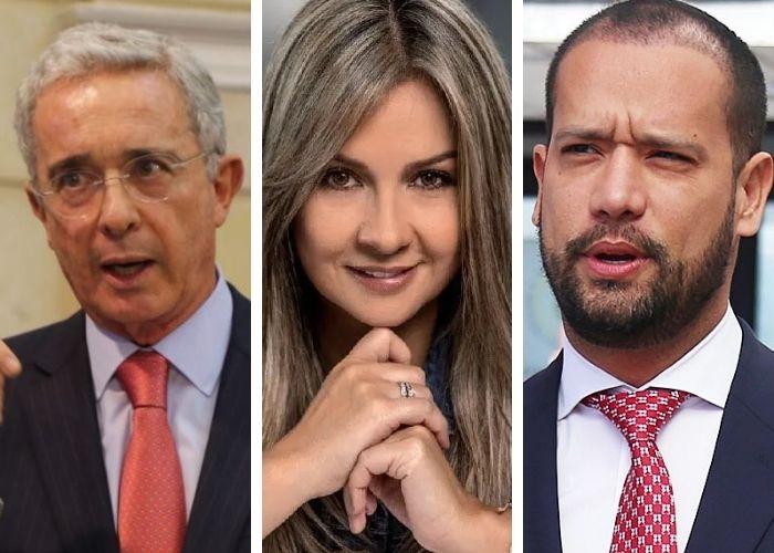Uribe y Cadena, los nuevos hinchas de Semana