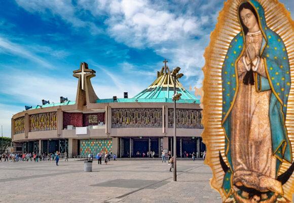 Mi experiencia en la Basílica de la Virgen de Guadalupe