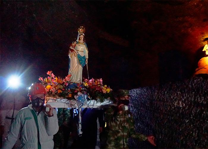 El misterio de la Catedral de sal de Zipaquirá