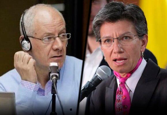 Felipe Zuleta crítica que Claudia López opine sobre el caso Uribe