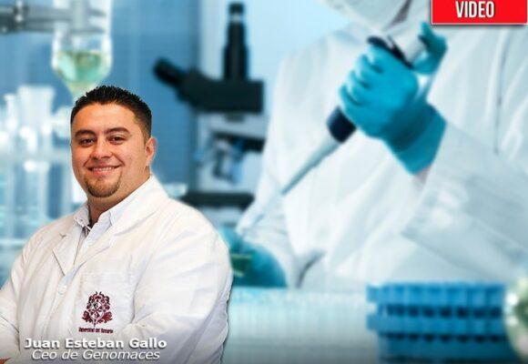 La empresa colombiana que produce el reactivo clave de las pruebas COVID