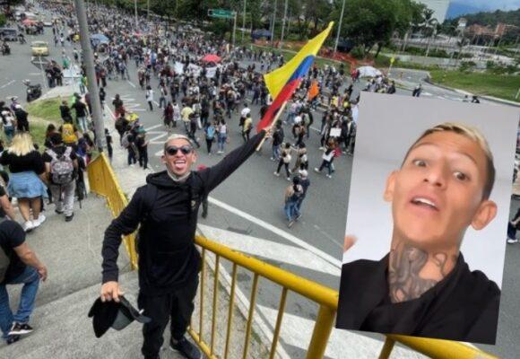La furia de La Liendra con los influencers que no apoyaron el Paro