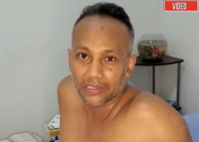 Por ser testigo de un asesinato, le pegaron 3 tiros y quedó en silla de ruedas. VIDEO