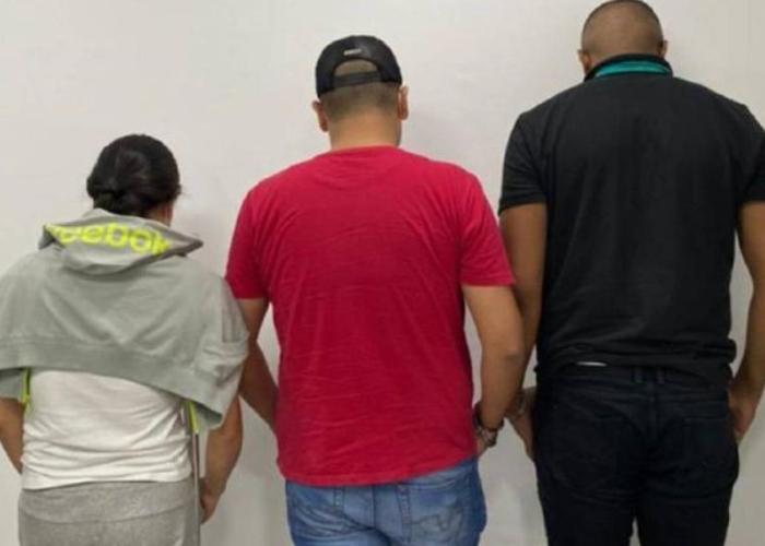 A la cárcel tres policías acusados de robar cocaína incautada