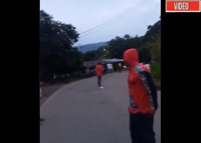 VIDEO: Norte del Cauca amanece de nuevo aturdido por las balas