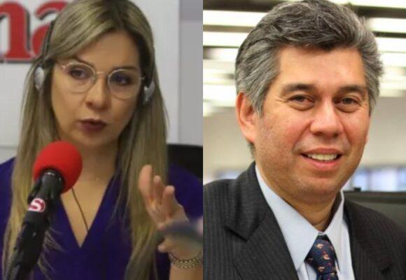 Duro desafío de Vicky Dávila a Coronell