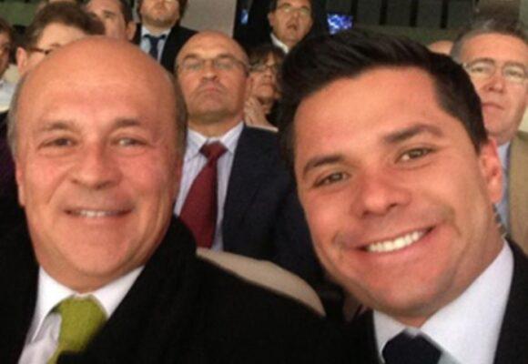 ¿Será que Luis Carlos Vélez también se le voltea a Duque como lo hizo su papá?