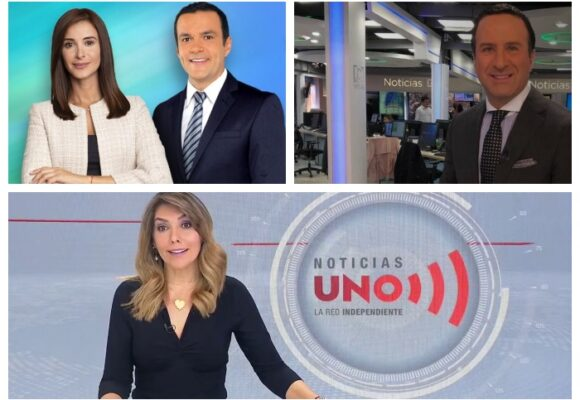 ¿Cómo se mueven en redes sociales los tres noticieros más importantes del país?