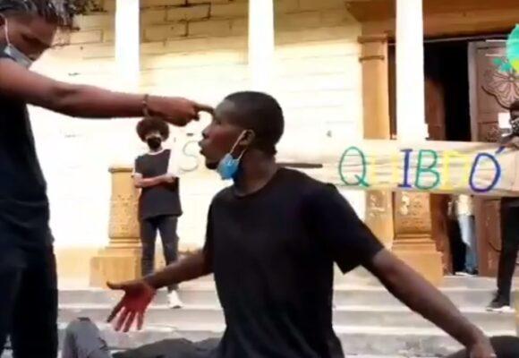 VIDEO: Jóvenes artistas de Quibdó se la cantan duro al gobierno de Duque