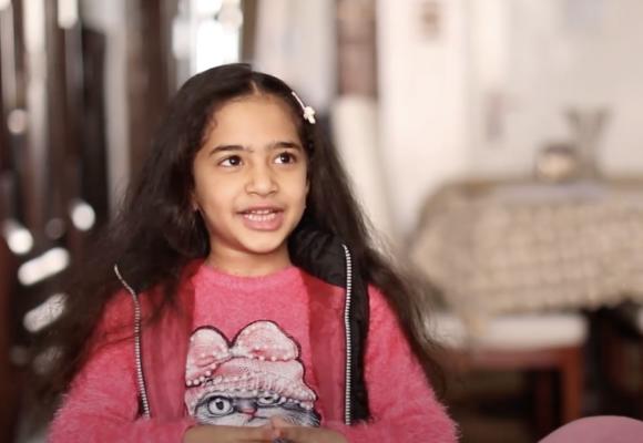 En video: la niña de 6 años que es una calculadora humana