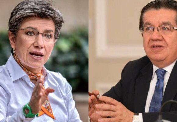 Gobierno nacional le pone el freno a Claudia López con el pasaporte digital de vacunas