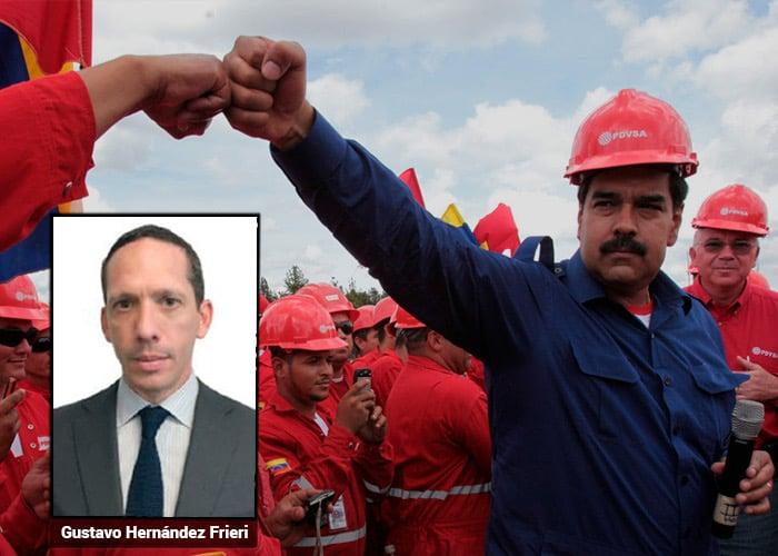 Gustavo Hernández Frieri, el cartagenero que ayudó a desfalcar a PDVSA en USD$ 1,2 billones