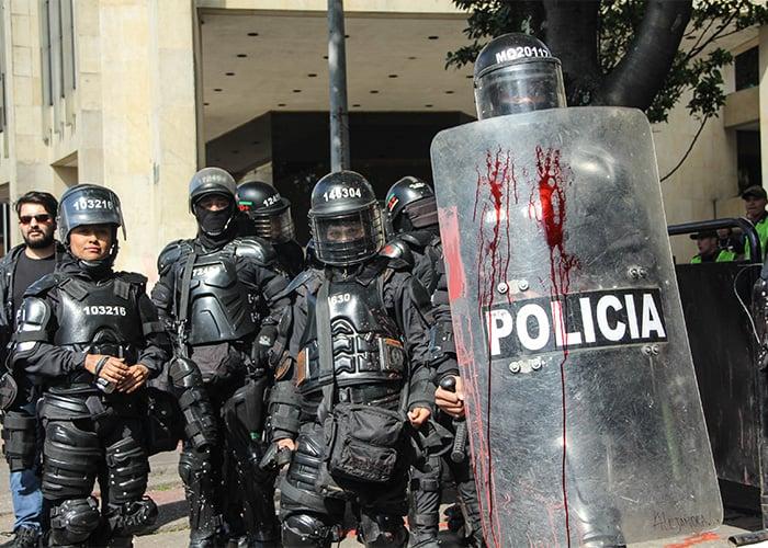 La violencia que ha afectado y afecta a Colombia