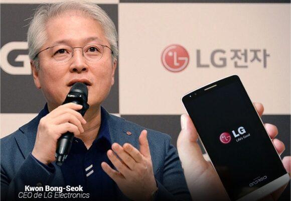 LG se retira definitivamente del mercado de celulares