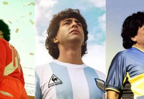 Qué tiemble Netflix: Amazon patea el tablero con serie sobre Maradona