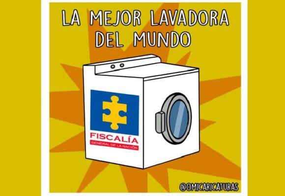 Caricatura: La mejor lavadora del mundo