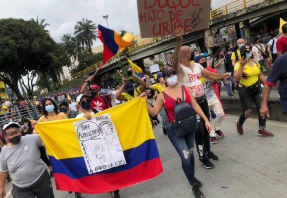 28A: Colombia, bajo presión