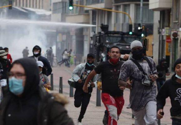 El terror de protestar en Colombia