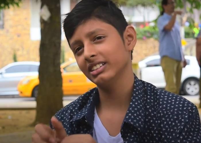 El joven bumangués que lucha para no recibir clase de religión