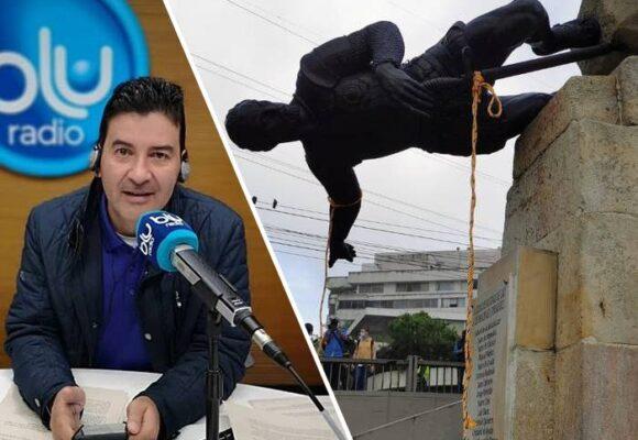 Lo que debería aprender Nestor Morales de su conversación con el gobernador misak