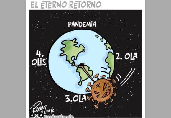 Caricatura: El eterno retorno