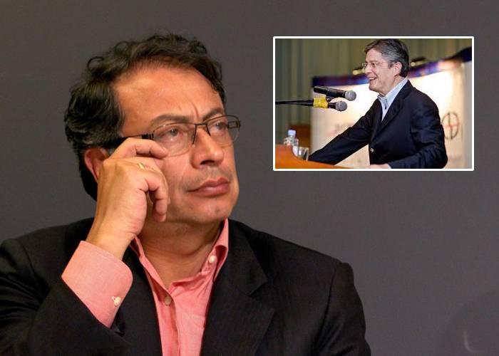 El triunfo del derechista Guillermo Lasso en Ecuador es un duro golpe para Gustavo Petro
