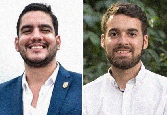 Alex Flórez y Daniel Duque, los extremos de una Medellín polarizada