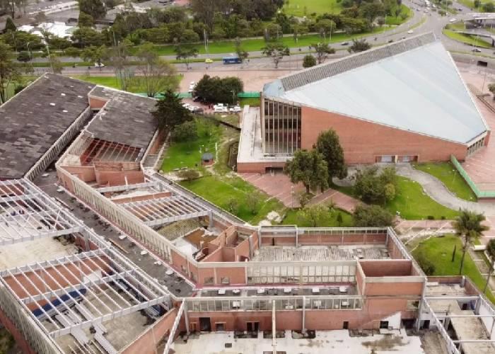 Unidad Deportiva El Salitre, sin escenarios de entrenamiento para los deportistas