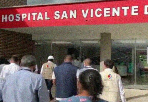 Después de cinco años, Hospital de Gramalote entró en funcionamiento
