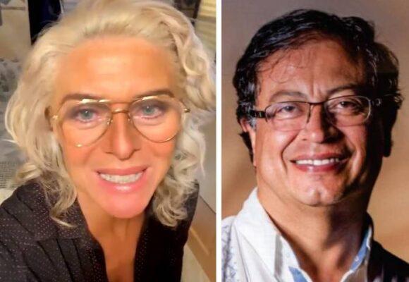 Margarita Rosa lo ve claro: Petro será presidente