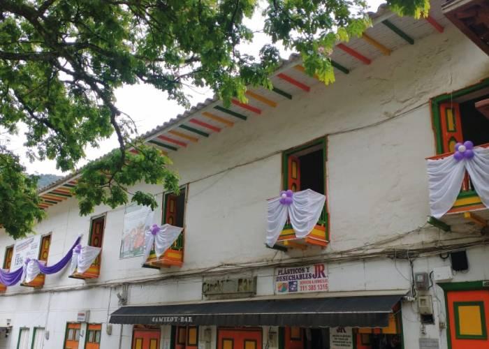 Peñalisa, Antioquia, el caserío que espantó al COVID-19