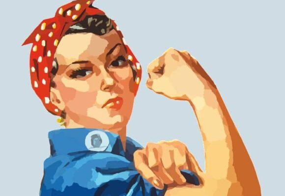 ¡Por el empoderamiento de las mujeres!