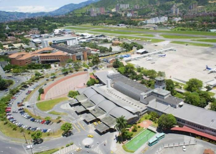 ¿Por qué no es viable todavía el traslado del Aeropuerto Enrique Olaya Herrera?