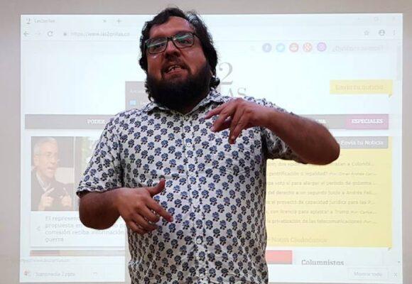 Iván Gallo, el Caifás del periodismo