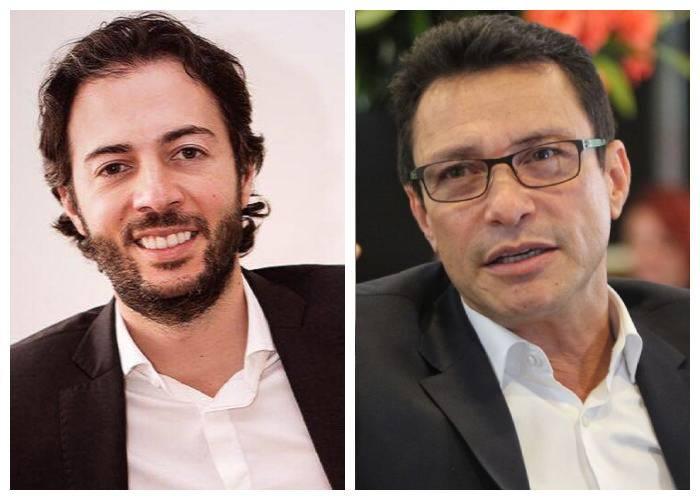 Daniel Quintero y Carlos Caicedo: de marchantes a gobernantes
