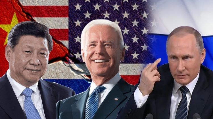 Biden está calentando la segunda guerra fría