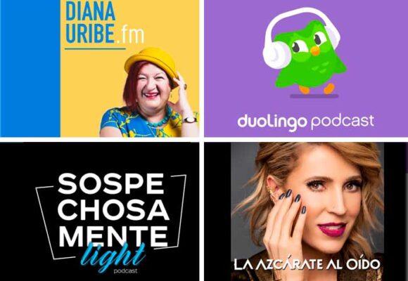 Podcasts preferidos por los colombianos: Diana Uribe y La Azcarate, las ganadoras