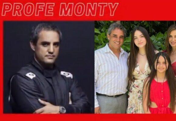 Juan Pablo Montoya se ríe de si mismo y debuta como profesor
