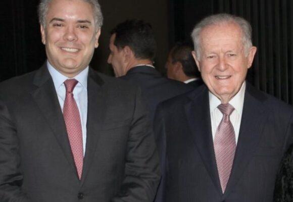 Duque es un buen presidente: está haciendo más rico a Sarmiento Angulo