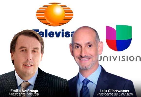 Se fusionan Televisa de México con Univisión de Estados Unidos