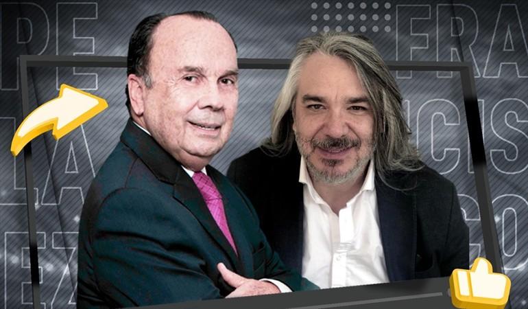 Si es un degenerado,¿por qué Martín de Francisco tiene la memoria más fiel del periodismo colombiano?