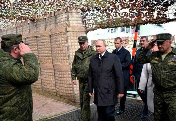 ¿Comenzará la tercera guerra mundial en Ucrania?