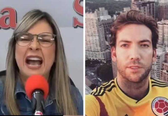 Sigue la pelea entre Martin Santos y Vicky: dura pulla del hijo del expresidente a Semana