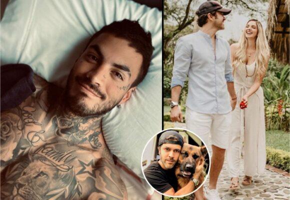 Los enfermizos celos de Mateo Carvajal con el nuevo novio de Melina Ramírez