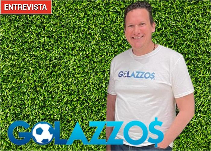 El fundador de Golazzos cuenta su historia
